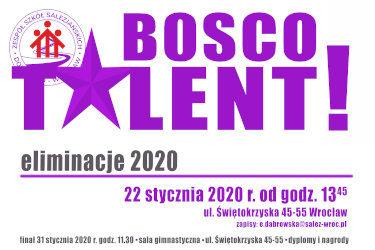 BOSCO TALENT 2020