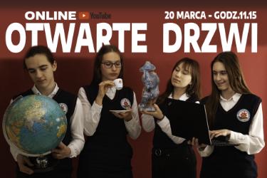 OTWARTE DRZWI 2021 ONLINE