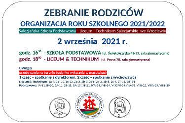 ZEBRANIE Z RODZINAMI 2021