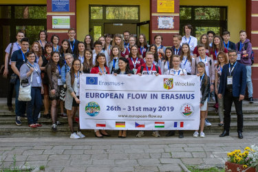 EUROPEAN FLOW IN ERASMUS